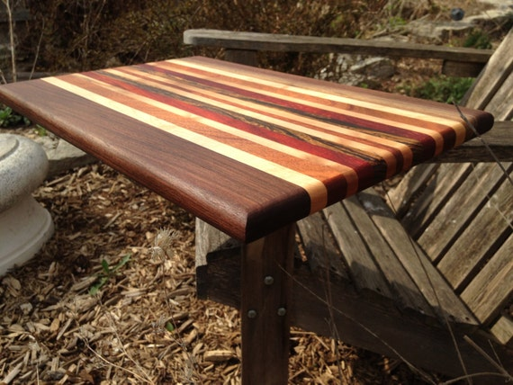 Handmade Exotic Wood Cutting Board***FREE SHIPPING***