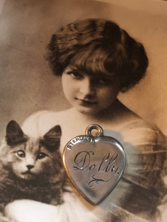 Puffy Heart Dolly