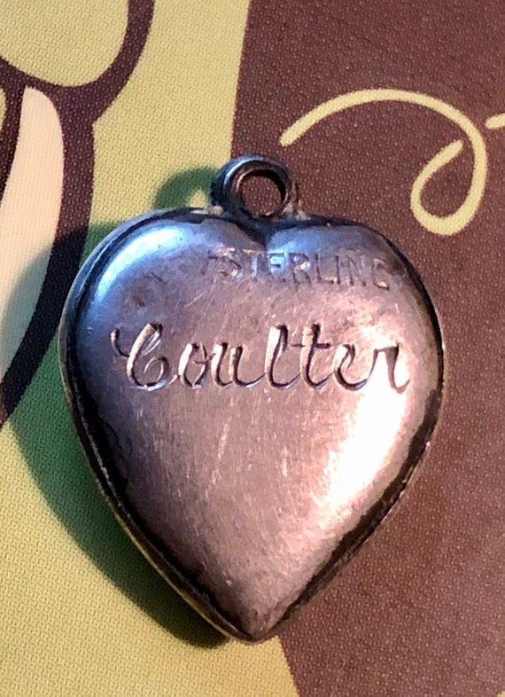 Puffy Heart Coulter