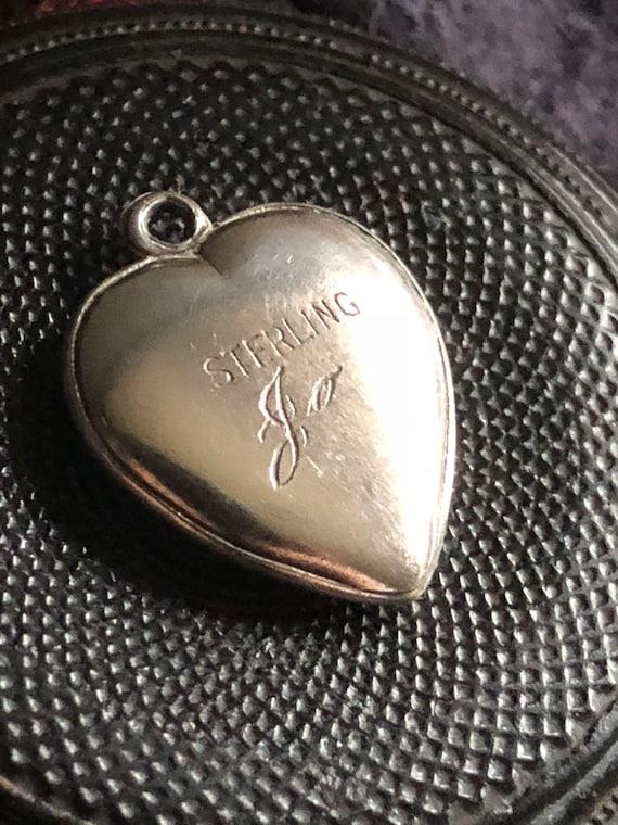 Sale-Puffy Heart-Jo-Free Ship