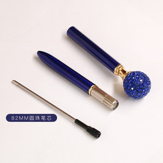 Enter Your Custom Text Personalised Engraved Elegant Metal Slim Ball Pen