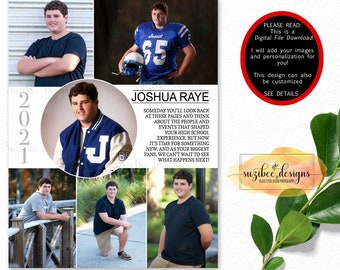 Yearbook Ad, Design Ads, Senior Ad, Dedication Ad, Sports Ad, Full Page, Half Page, Quarter Page, Middle School, Elementary Ad, Preschool Ad