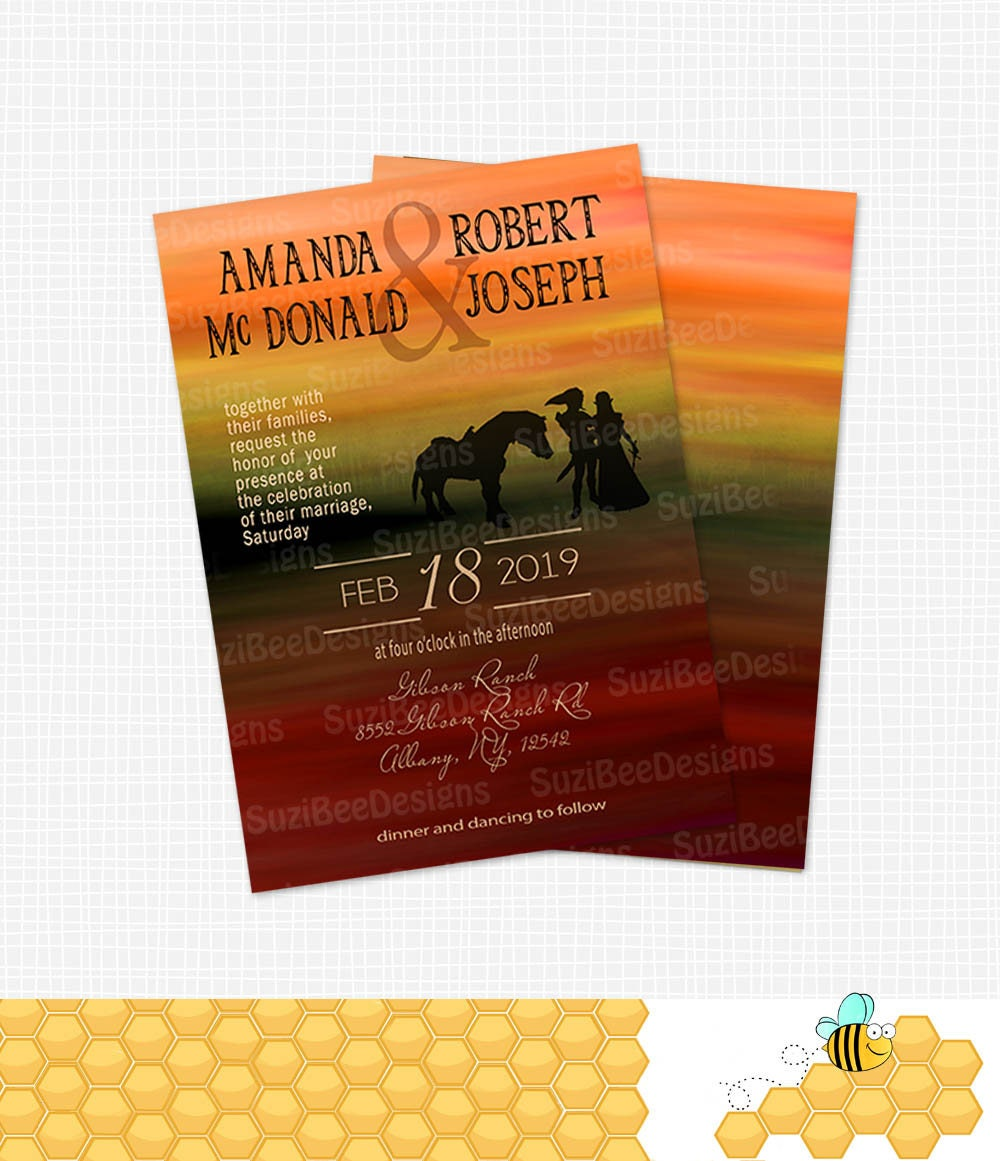 Legend of Zelda Silhouette Wedding Invitation Save the Date | Etsy