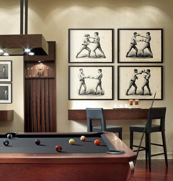 Billiard Pool Paris French Sport 16X20 Vintage Poster Repo FREE SHIP in USA