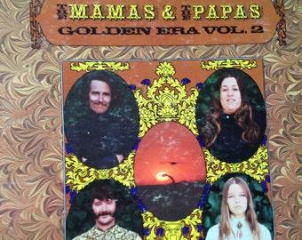 The Mama's and The Papa's - Golden Era Volume 2 - vinyl record