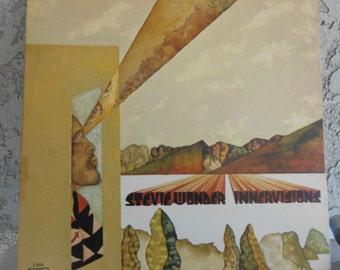 Stevie Wonder - Innervisions Vinyl Record(che)