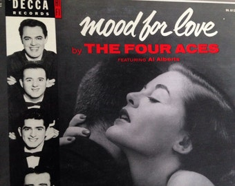 The Four Aces - Mood For Love - vinyl record