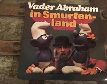 Vader Abraham - In Smurfen-land - vinyl record