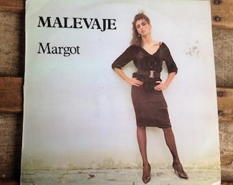 Malevaje - Margot - vinyl record
