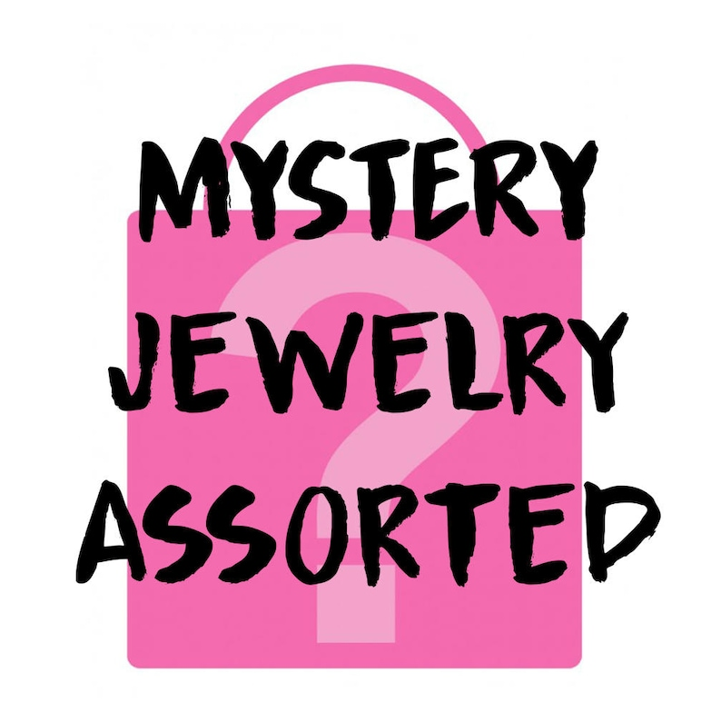 MYSTERY JEWELRY Grab Bag March 26 9PM EST image 0