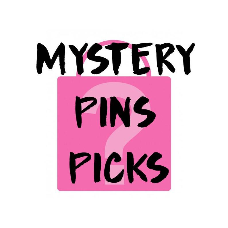 MYSTERY PIN Grab Bag image 0