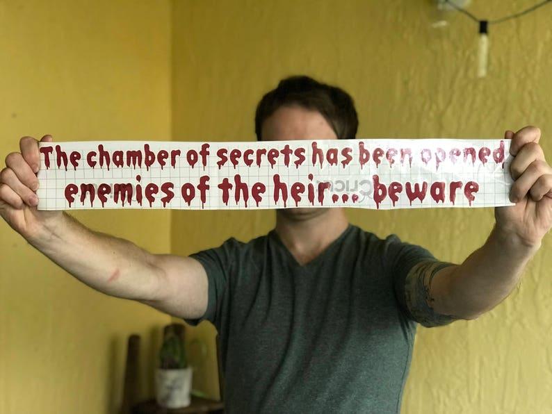 Enemies Of The Heir... Beware Decal image 0