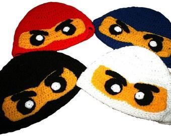 Ninjago Hat Etsy
