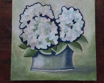 Louisa's Hydrangeas Always Won First Place at the Fair