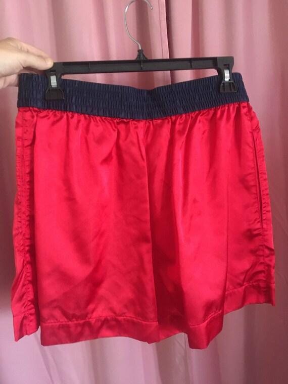 LIZSPORT Boxing Set // Red Athletic Jacket & Boxe… - image 7