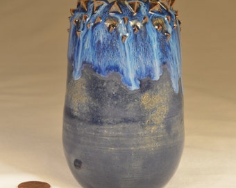 Spiky Ceramic Vase