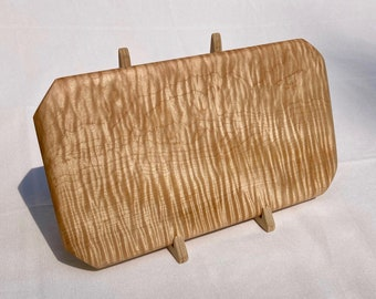 Solid Wooden Cheese Board