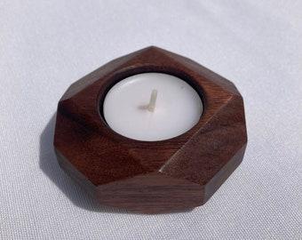 Wooden Votive