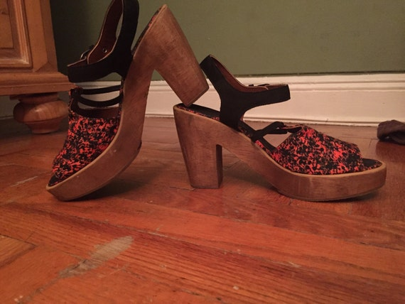 Rachel comey clog sandal rare. 7.5