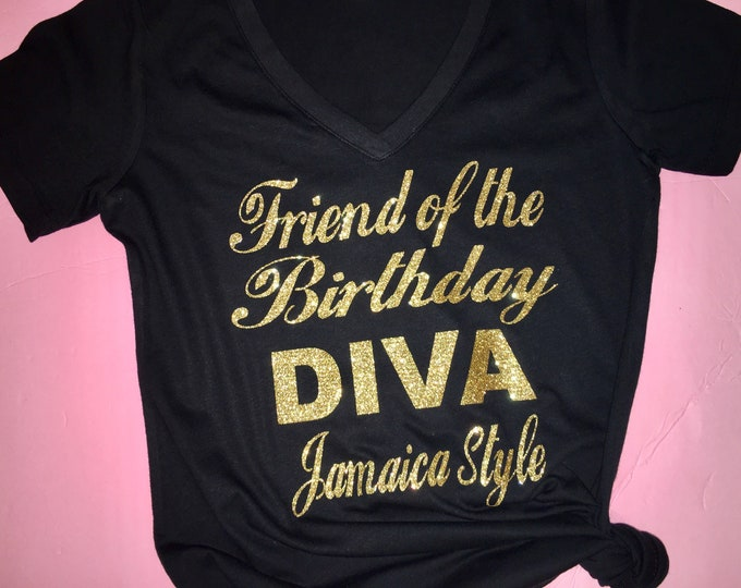 Birthday group order shirts , Birthday entourage gold shirt , birthday tanksfor women , birthday top, gold glitter birthday tshirt , tees