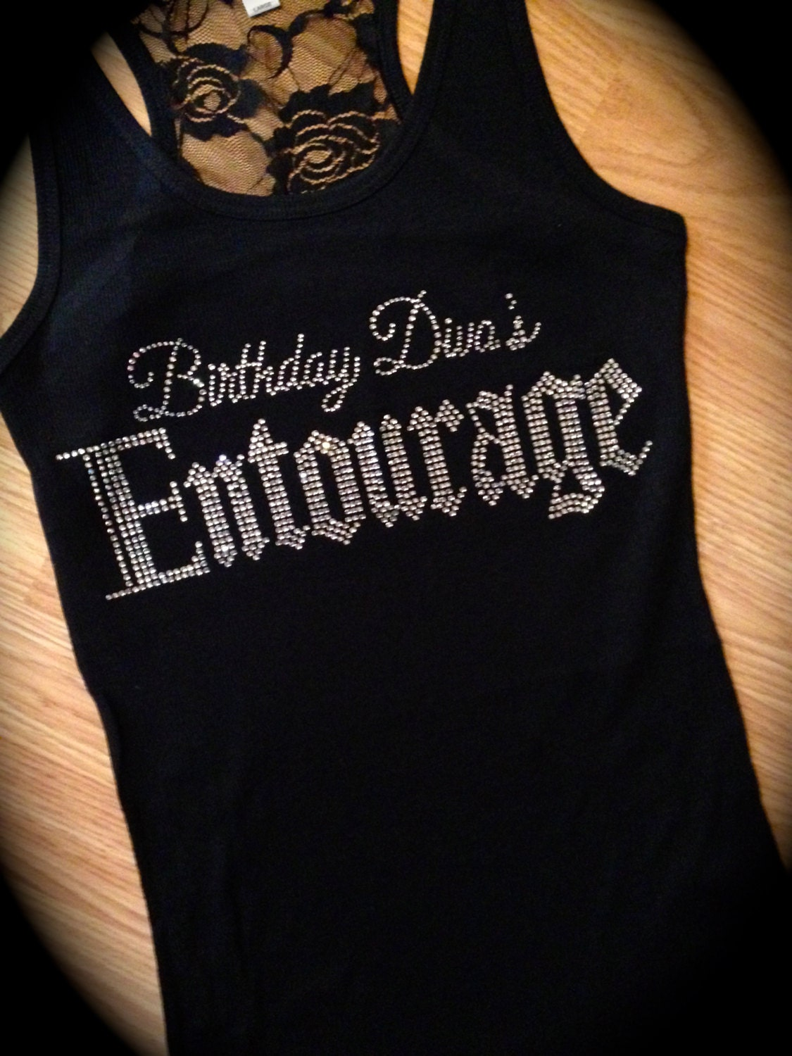 9 Birthday Shirts Divas Entourage Shirt Bling