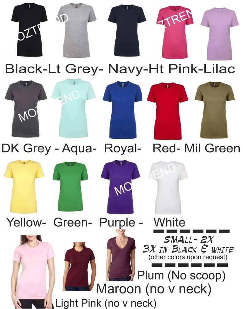 6db7d461 6 Birthday Squad Shirts . Women's Birthday Destination | Etsy