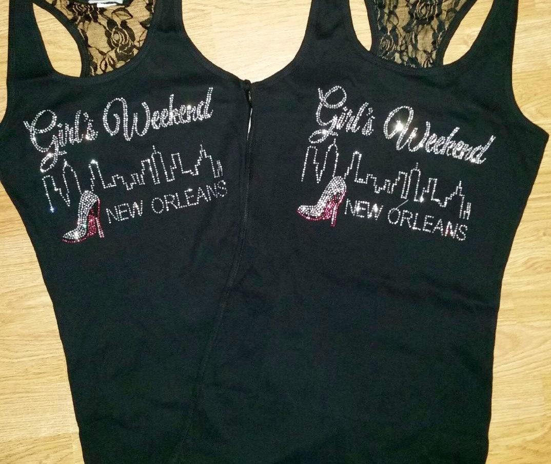 New Orleans Birthday Shirts