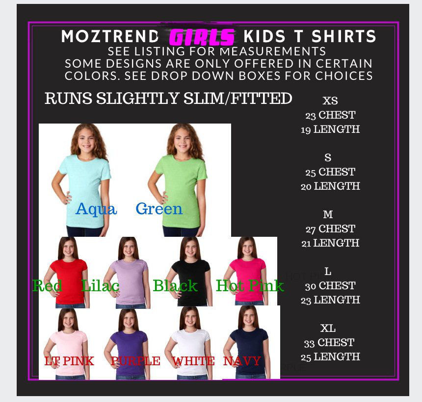 8 Years Old Girls Birthday Tshirt Outfits Youth Gallery Photo