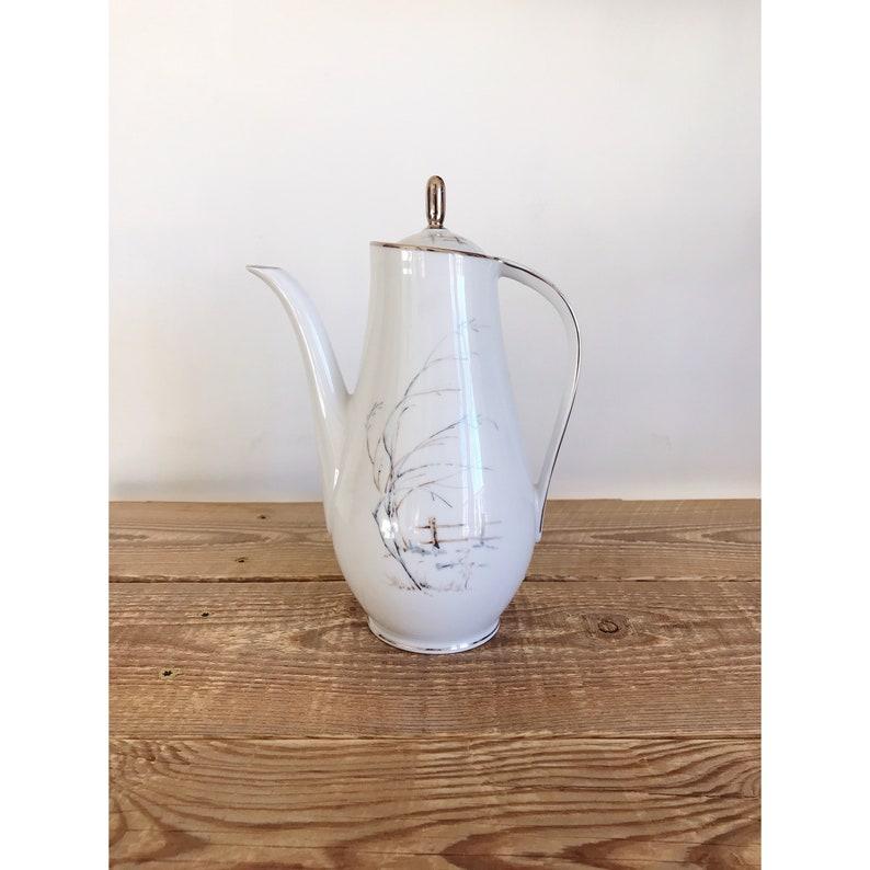 Vintage Winterling Bavaria Teapot image 0