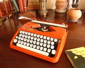 SORRY, SOLD Hermes Baby Typewriter, 1976, Techno Cubic typeface, Superior, original condition. Fully Serviced. Guaranteed.