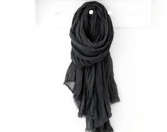 8b189ad5bef Cotton scarf | Etsy
