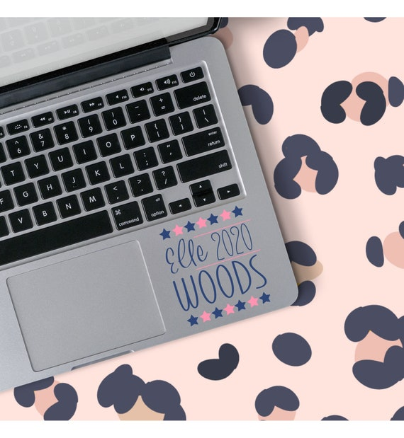 Elle Woods 2020 Decal