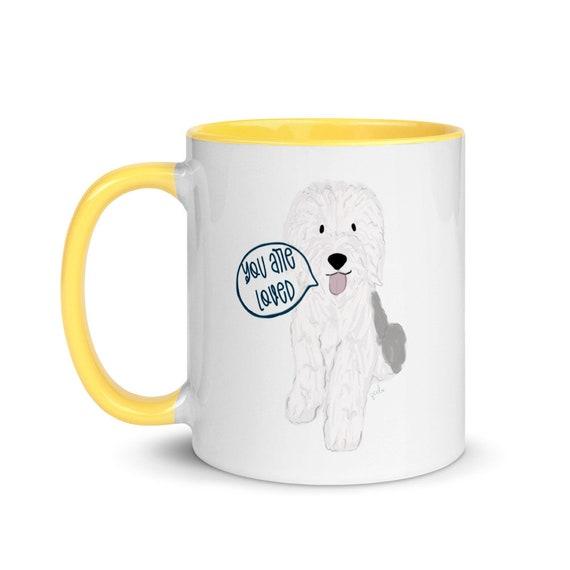 You are Loved Dog Mug