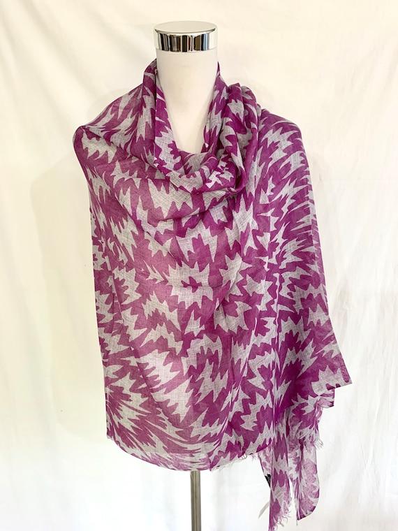 Silk wool shawl, modal silk n cashmere wool shawl, most luxurious shawl, all season shawl, over size soft shawl, Pink n grey women shawl