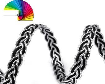 3 M Metallic Gimp Braid Trim