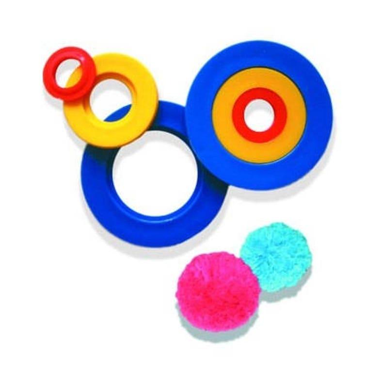 Mini Tassels or pompons maker tool