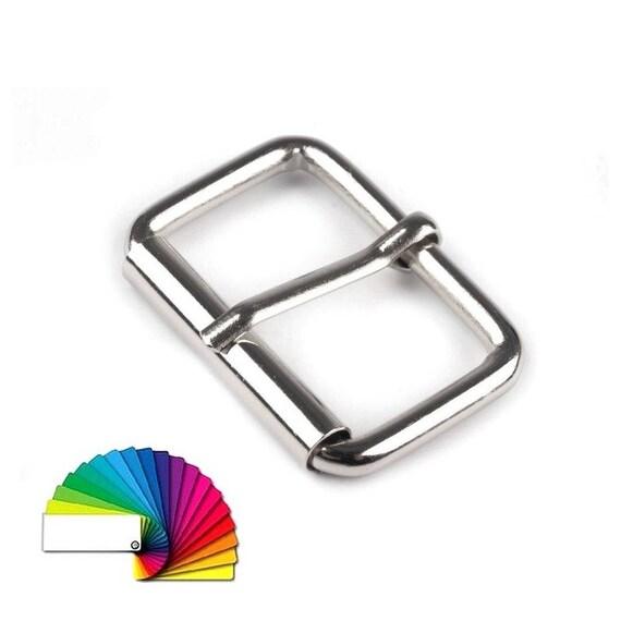 2 boucles de ceinture metal   20-25-32mm  Argent bronze noir   Etsy cc218b0d002