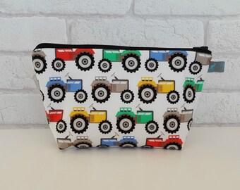 Tractor Wash Bag / Toiletry Bag