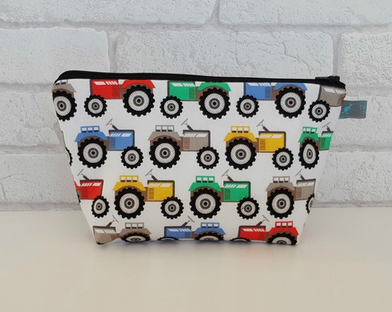 Tractor Wash Bag / Toiletry Bag