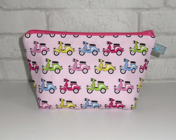 Scooter Wash Bag