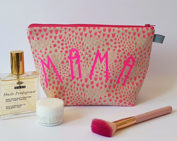 MAMA Make up Bag * MAMA Nappy Pouch