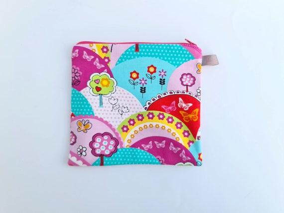 Girls Pencil Case / Cosmetic Pouch