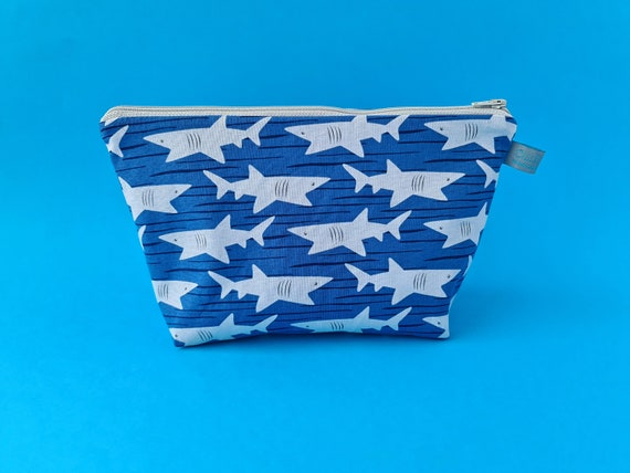 Shark Wash Bag  / Toiletry Bag