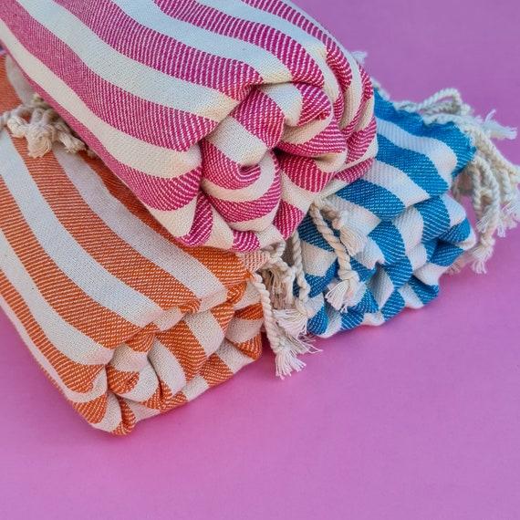 Yoga Towel / Turkish Peshtemal Beach Towel