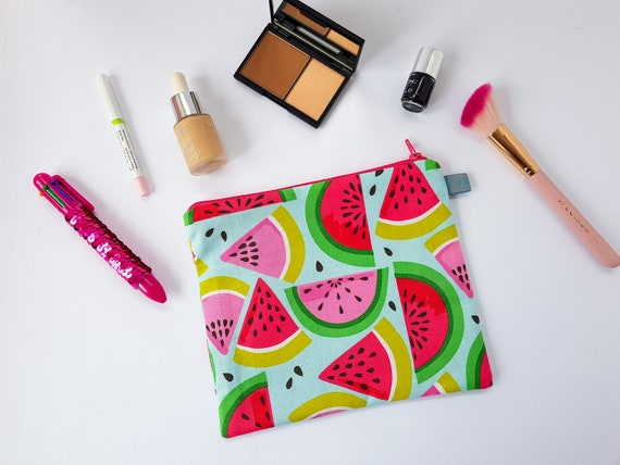 Watermelon Pencil Case / Cosmetic Pouch