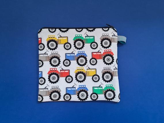 Tractor Pencil Case
