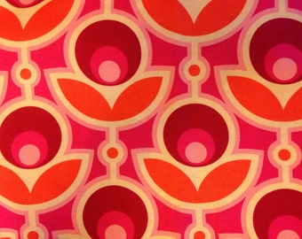 NOTTING HILL by Joel Dewberry - Fabric - Primrose in Magenta -  Quilting - Sewing - Home Decor - Crafting - Floral
