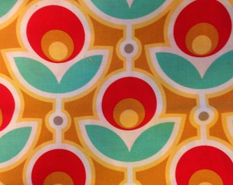 NOTTING HILL by Joel Dewberry - Fabric - Primrose in Poppy -  Quilting - Sewing - Home Decor - Crafting - Floral