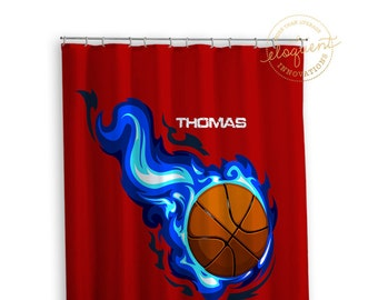 Sport Shower Curtain