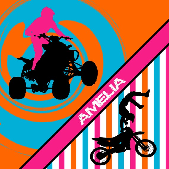 En Vente 15 Off Filles Motocross Kids Linge De Lit Couette
